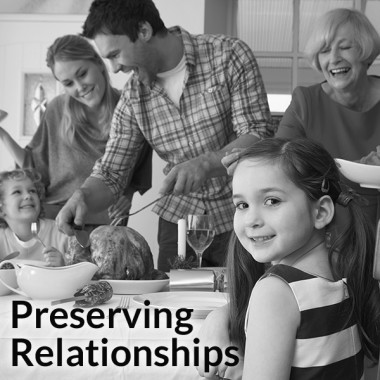 Preserving Relationships