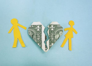 divorce financial decisions